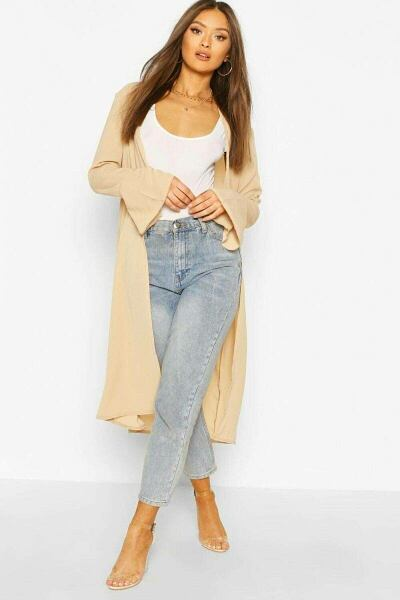 Boohoo UK Woman Fashion Trends Outfit Style