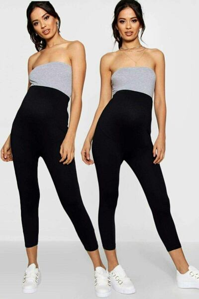 Boohoo UK Woman Leggings Inspirations Outfit Style