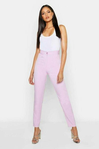 Boohoo UK Woman Trousers Trends Look Style