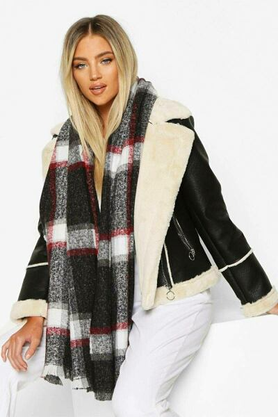 Boohoo UK Women Accessories Style Inspiration Look with your new post styles on GOOFASH