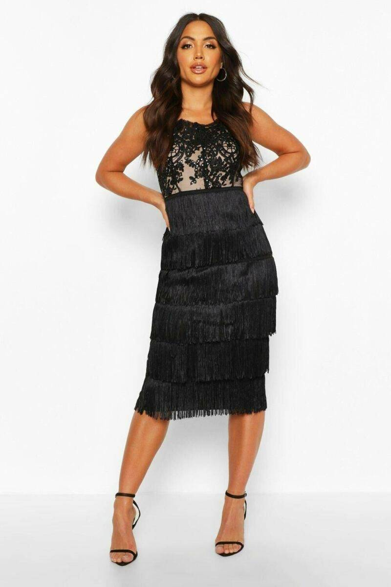 Boohoo UK Women Clothing Outfit Trend