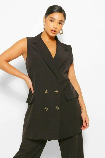 Boohoo UK Women Coats Style Trend Outfit with your new post styles on GOOFASH