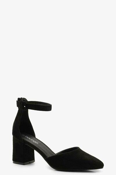 Boohoo UK Women Flat Shoes Style Trend Outfit