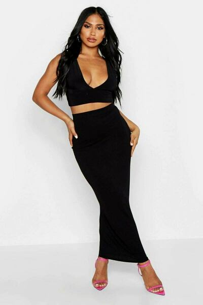 Boohoo UK Women Skirts Trend Outfits