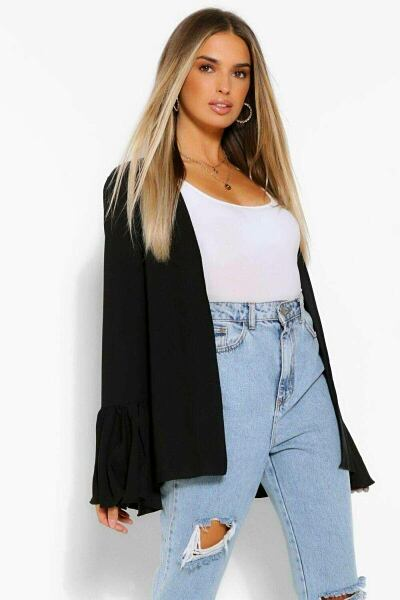 Boohoo UK Womens Jackets Inspirations Outfit Style
