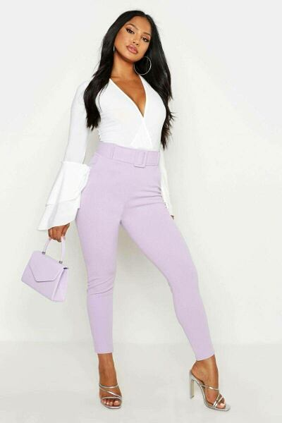 Boohoo UK Womens Trousers Inspirations Look Style