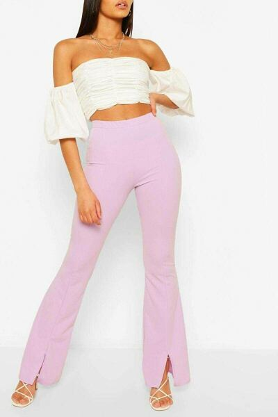 Boohoo UK Womens Trousers Trend Outfits