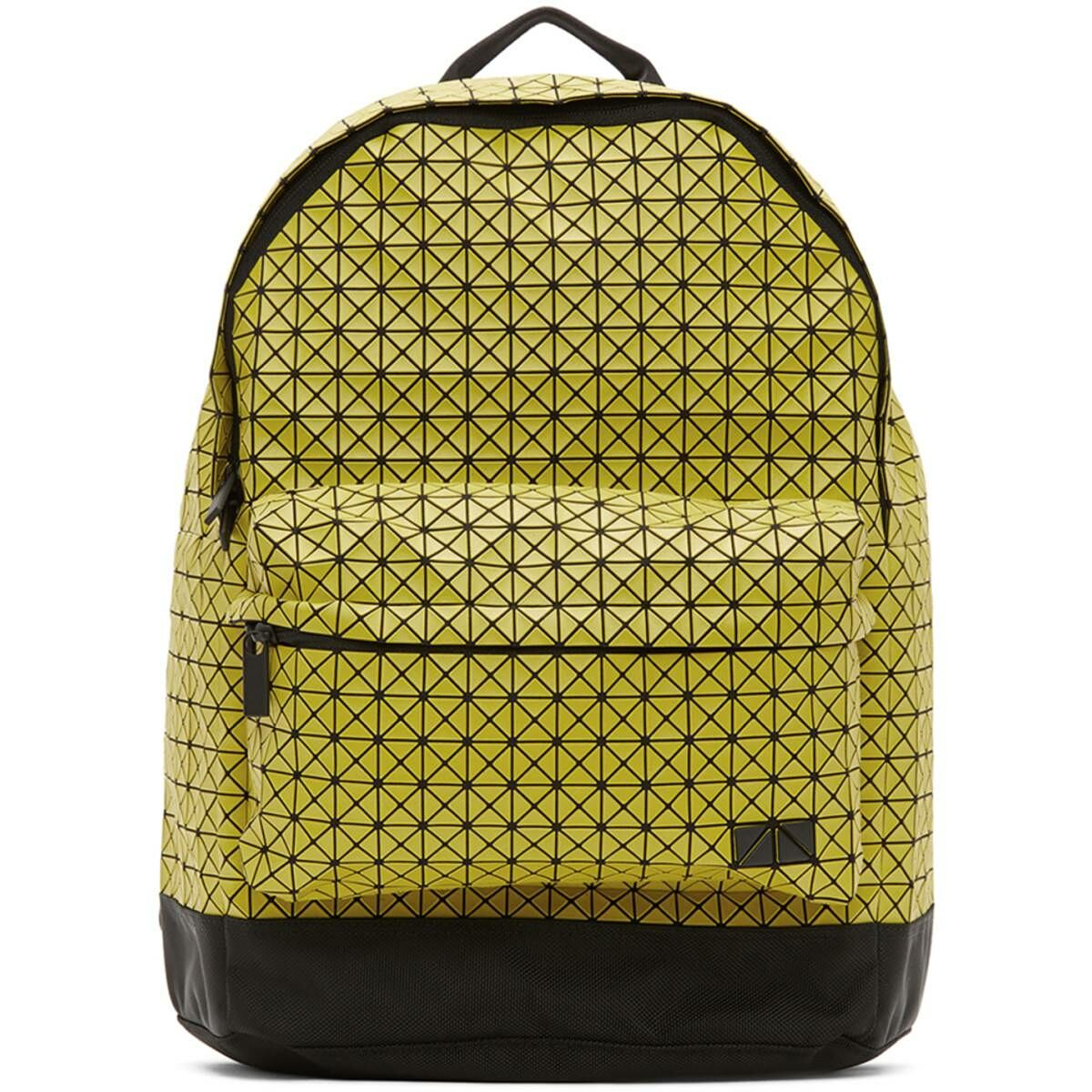 Bao Bao Issey Miyake Green Daypack Backpack Ssense USA MEN Men ACCESSORIES Mens BAGS