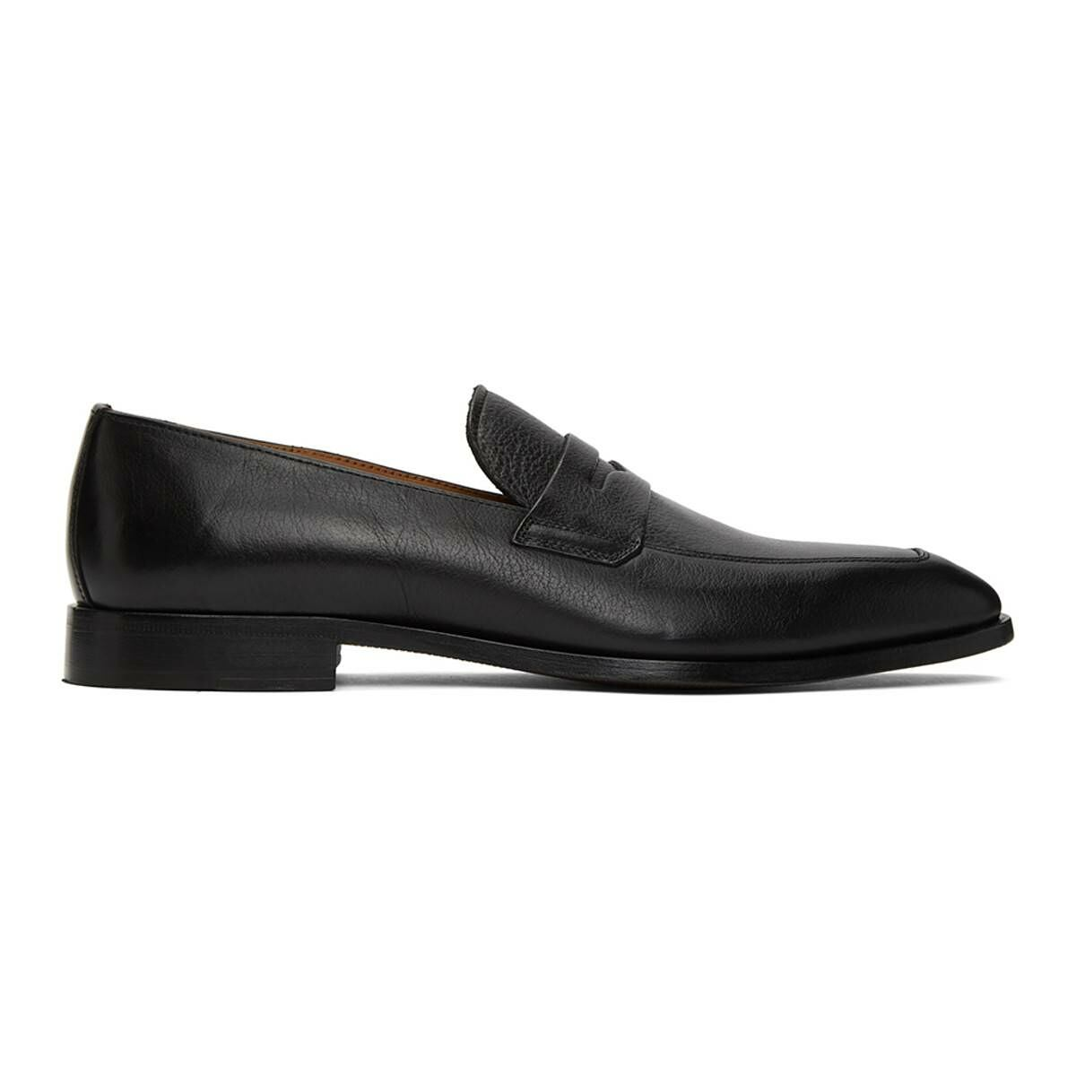 Boss Black Lisbon Loafer Ssense USA MEN Men SHOES Mens LOAFERS