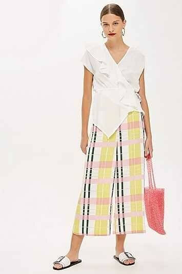 Culottes Trends Outfit Style