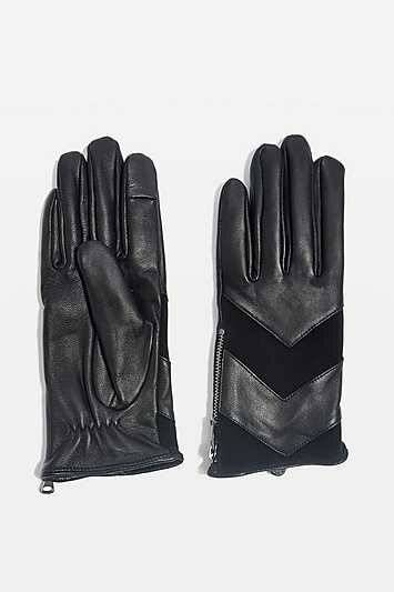Gloves Style Trends Outfit