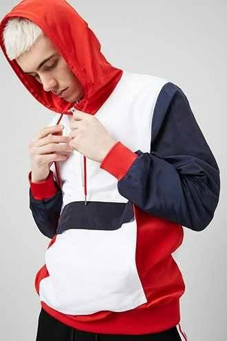 Anorak Outfit Trends