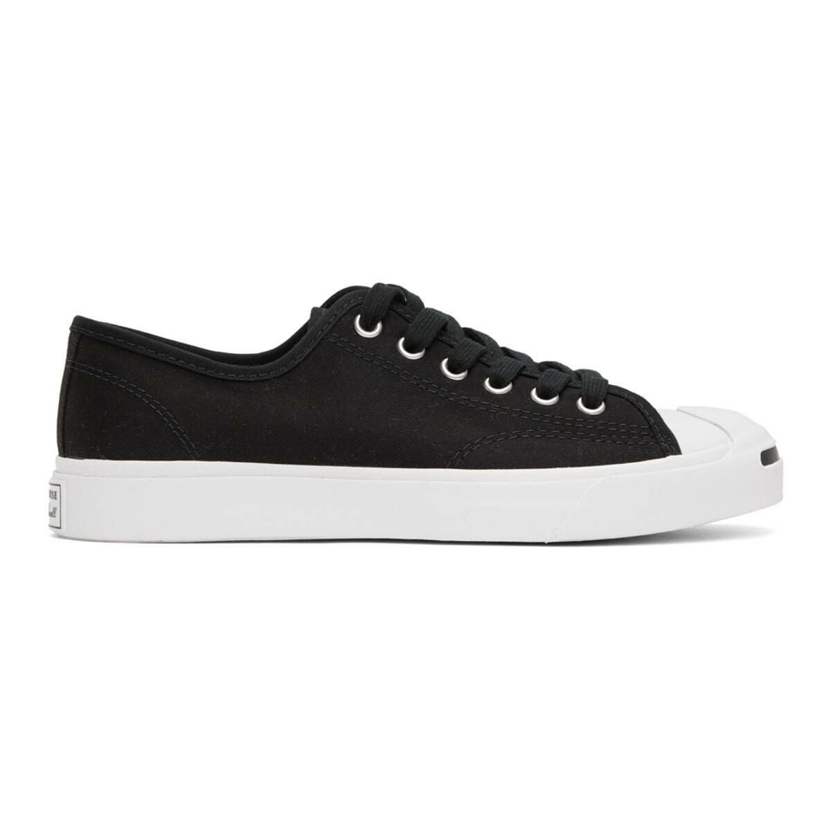 Converse Black Jack Purcell First In Class OX Sneakers Ssense USA MEN Men SHOES Mens SNEAKER