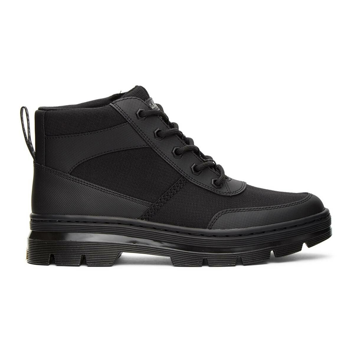 Dr. Martens Black Bonny Tech Boots Ssense USA MEN Men SHOES Mens BOOTS