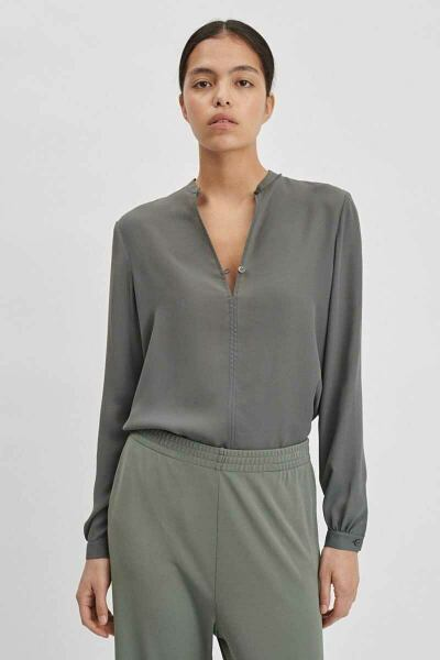 Womens Blouses Outfit Trends - Womens BLOUSES