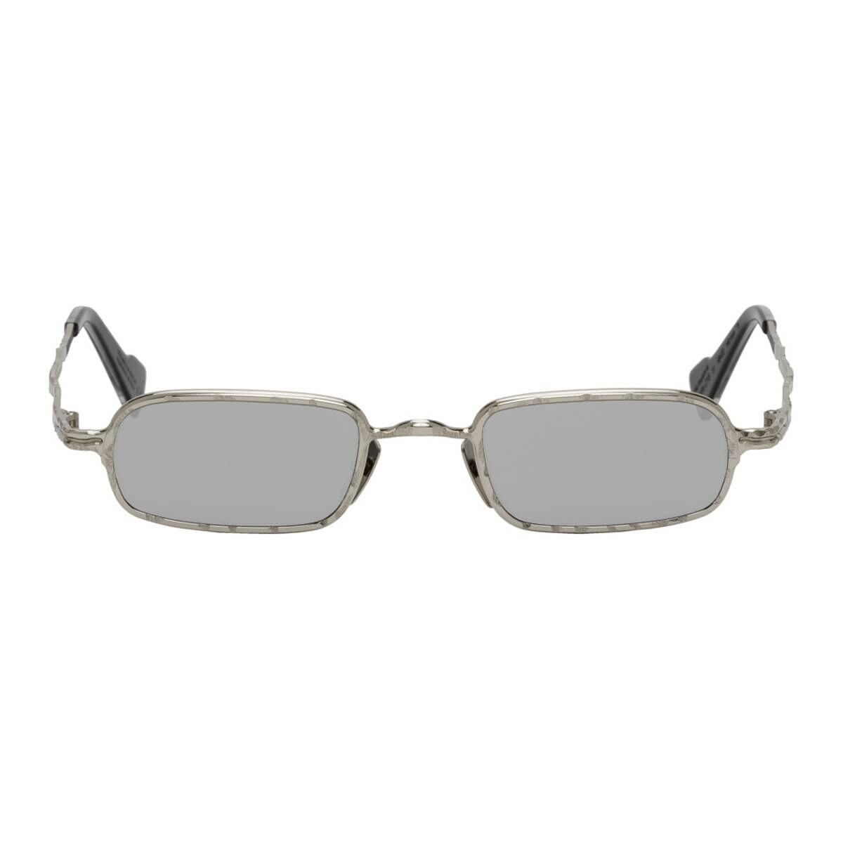 Kuboraum Silver Maske Z18 Sunglasses Ssense USA MEN Men ACCESSORIES Mens SUNGLASSES