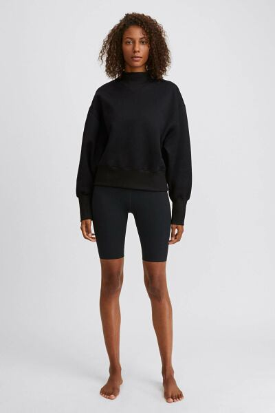 Ladies Black Biker Short Filippa K FR WOMEN