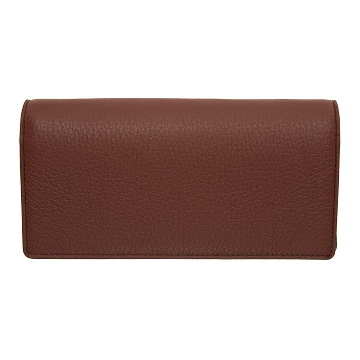 Maison Margiela Brown Bifold Travel Wallet Ssense USA MEN Men ACCESSORIES Mens WALLETS