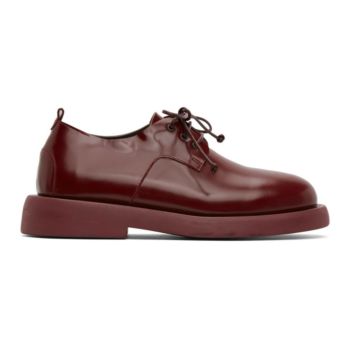 Marsell Red Gommello Derbys Ssense USA MEN Men SHOES Mens FORMAL SHOES