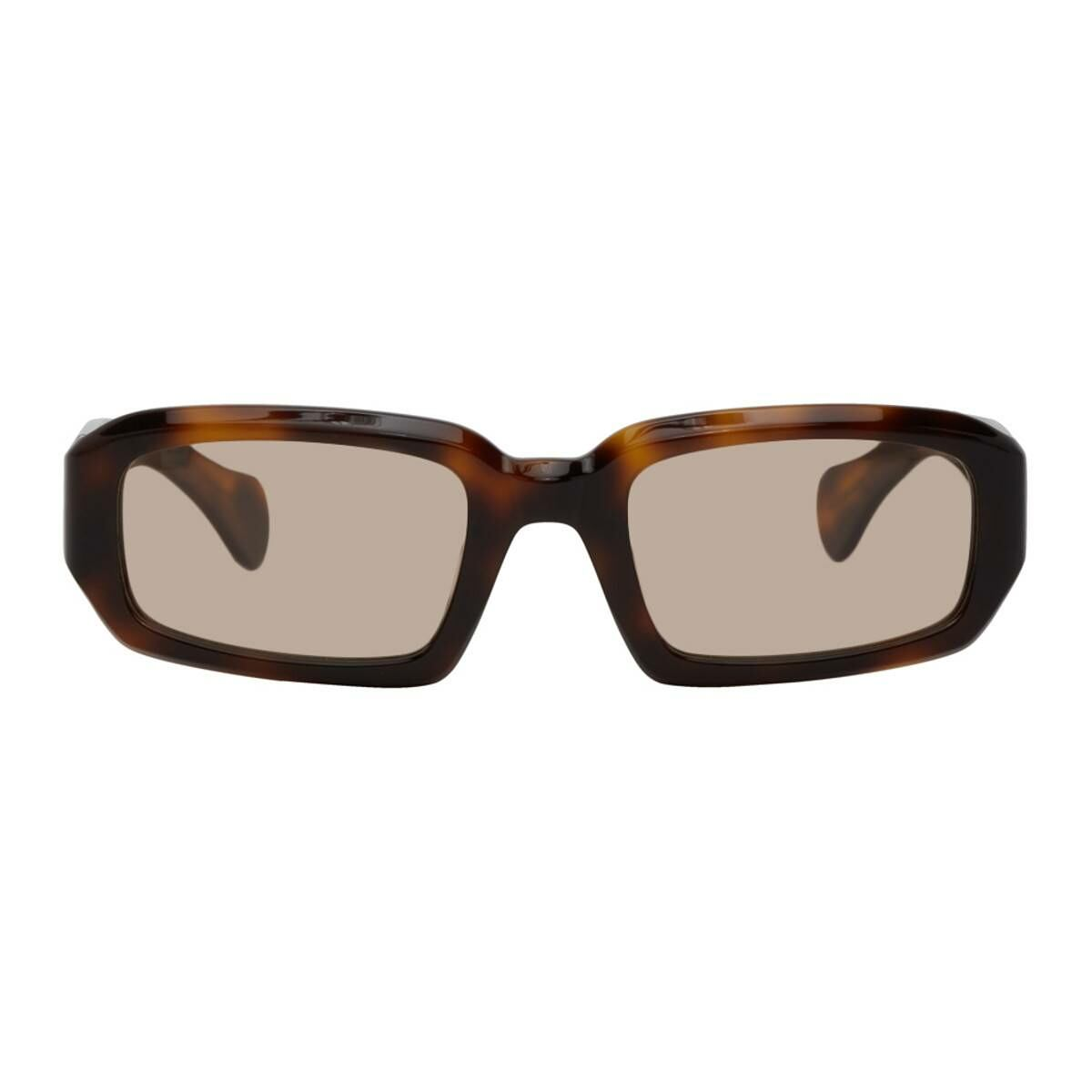 Port Tanger Tortoiseshell Mektoub Sunglasses Ssense USA MEN Men ACCESSORIES Mens SUNGLASSES