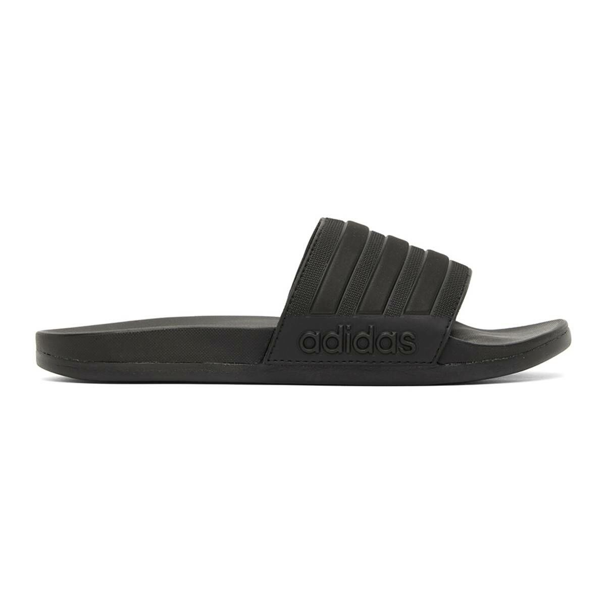 adidas Originals Black Adilette Comfort Slides Ssense USA MEN Men SHOES Mens SANDALS