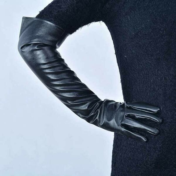 Gloves Look Trends Style