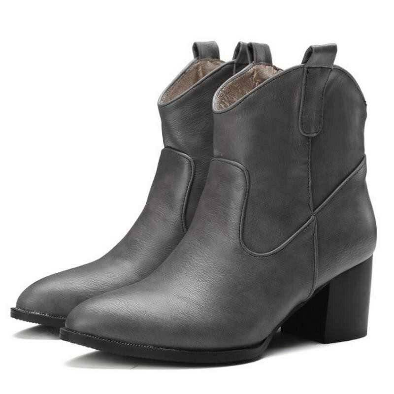 Ankle Boots Outfit Trend