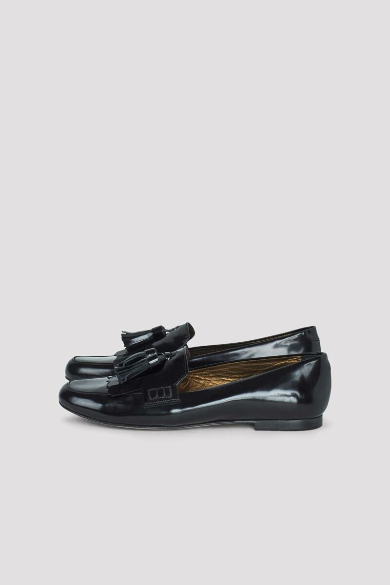 Black Polido Leslie Women Loafer Filippa K NO WOMEN