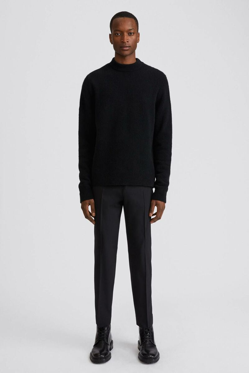 Black William Men Trouser Filippa K NO MEN