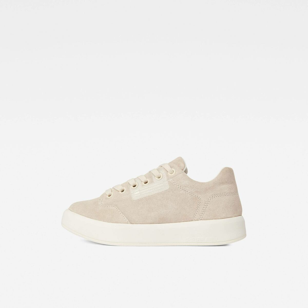 Brown Woman Shoes Strett Cup II Sneakers Brown G-Star WOMEN