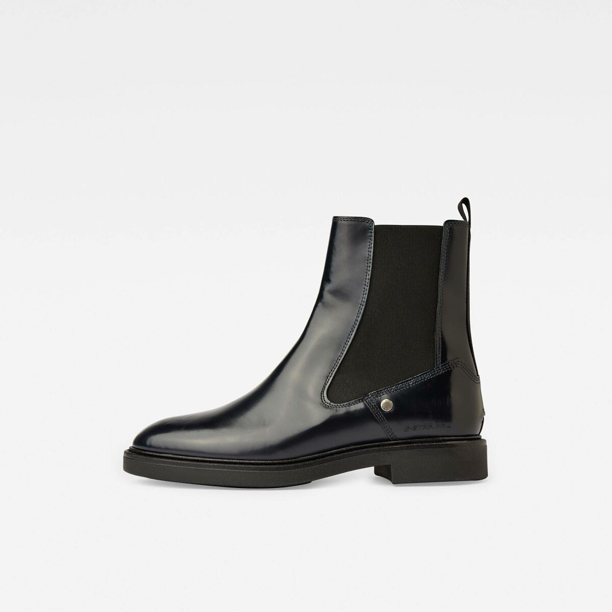 Dark blue Woman Shoes Corbel Chelsea Boots G-Star WOMEN