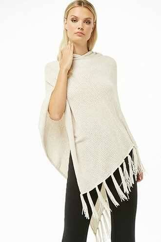 Poncho Outfit Trends