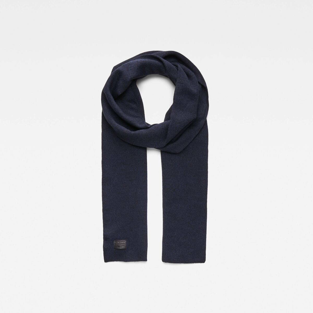 G-Star Men Dark blue Effo Heather Scarf Accessories MEN