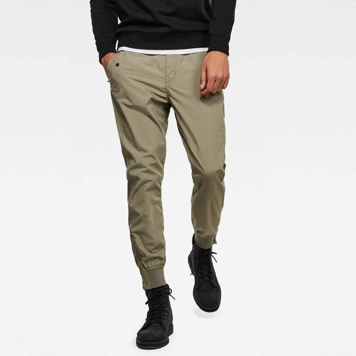 Green Man Pants 3D Relaxed Trainer G-Star MEN