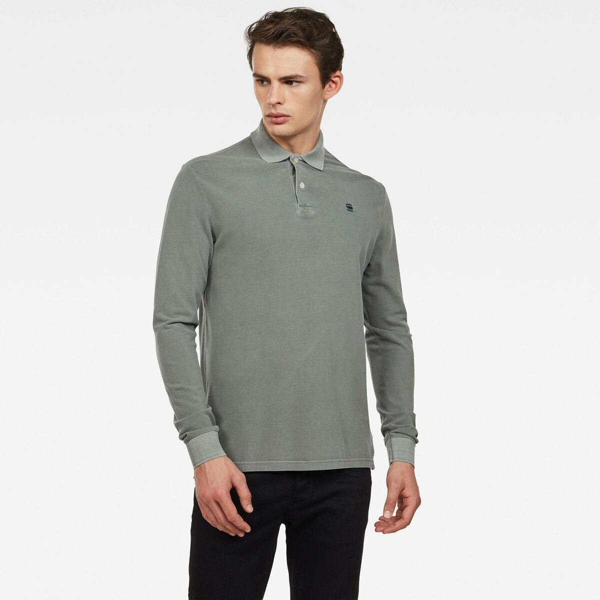 Green Man Polos Core Polo G-Star MEN
