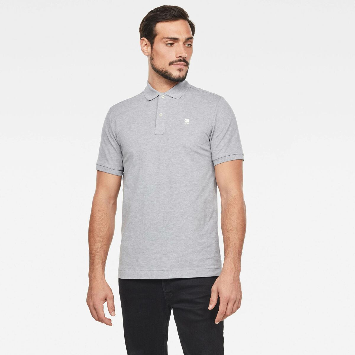 Grey Man FW Stack Discount Dunda Slim Polo G-Star MEN