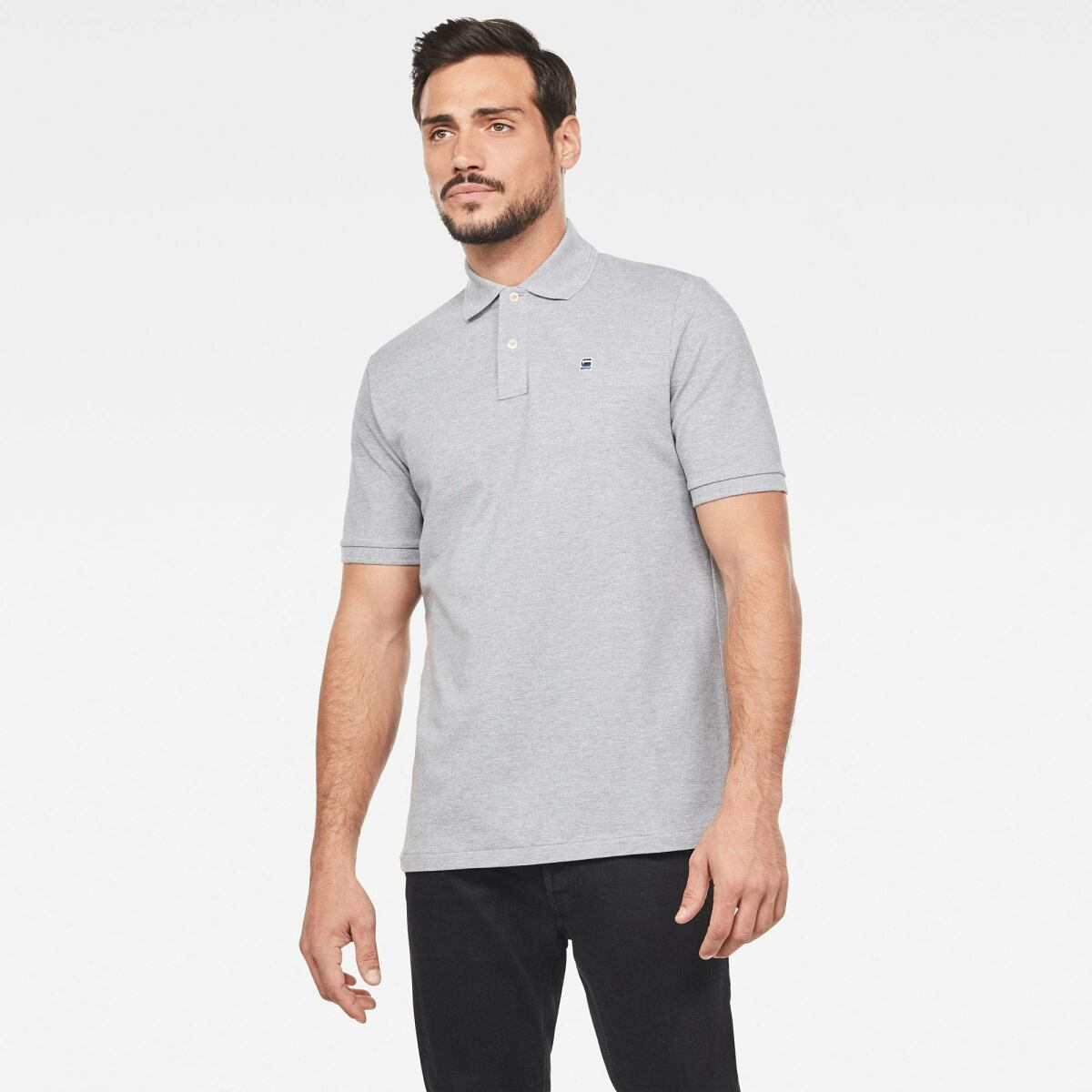 Grey Man Polos Dunda Polo G-Star MEN