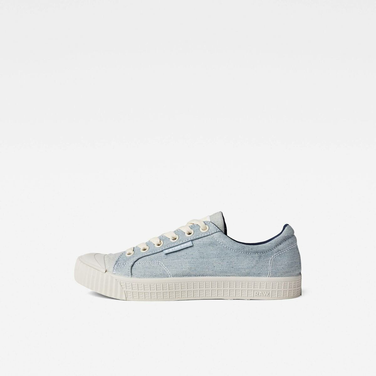 Light blue Man Shoes Rovulc Low II Sneakers G-Star MEN