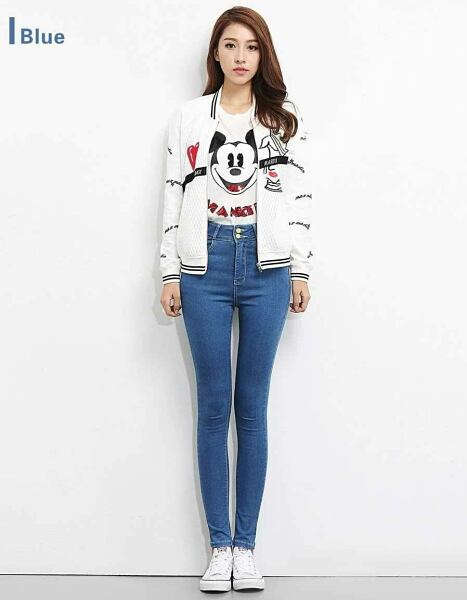 Jeans Trend Looks Style