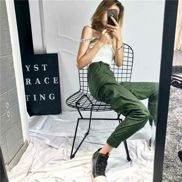 Trousers Trends Outfit