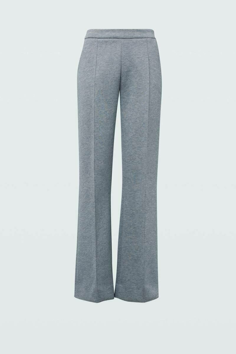 Dorothee Schumacher Woman Charm Pants 44197 4 Gray WOMEN Women FASHION Womens TROUSERS