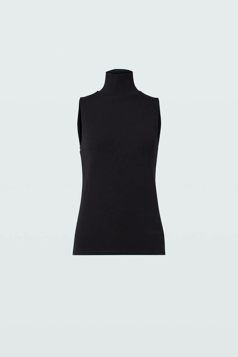 Dorothee Schumacher Woman Favourites Turtleneck Top 5 Black WOMEN Women FASHION Womens KNITWEAR